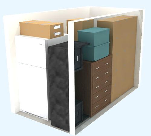 Guarda Móveis - Self Storage